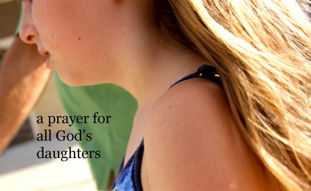 A Prayer for All God's Daughters