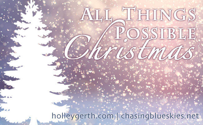 All Things Possible Christmas