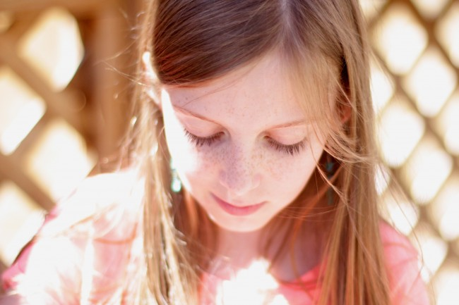 A Letter to All the Daughters: For When You Feel Out Rather Than In