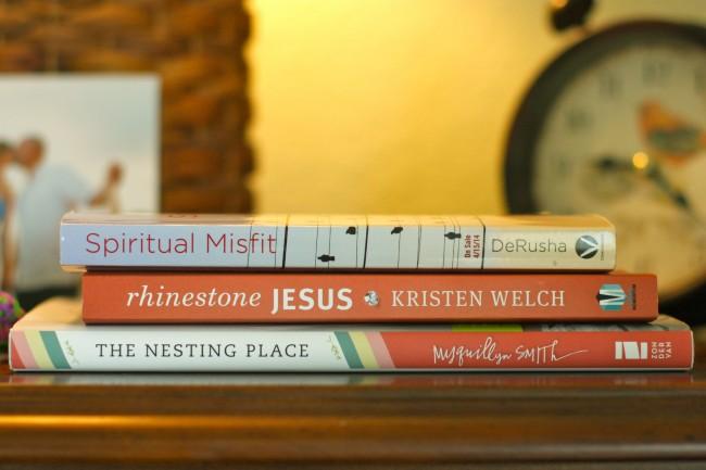 Read Them Love Them (The Rhinestone Misfit Place)