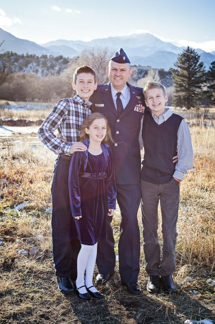 Month of the Military Child :: In Praise of Military Kids