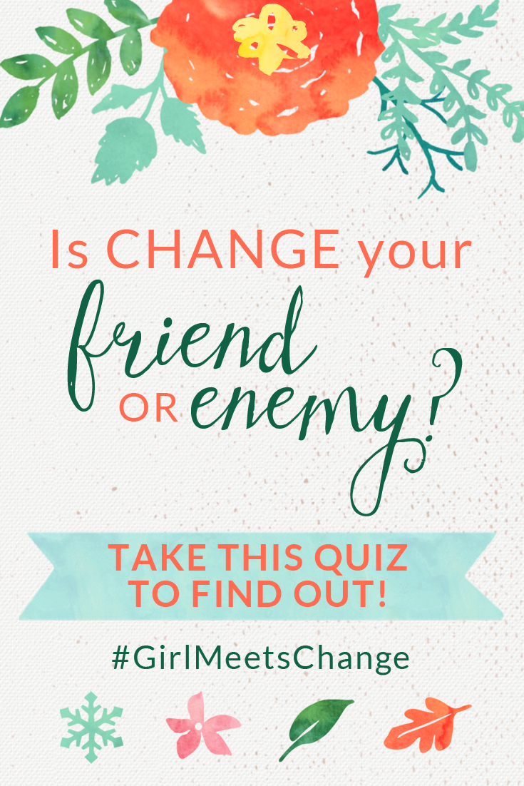 Is Change Your Friend or Enemy?