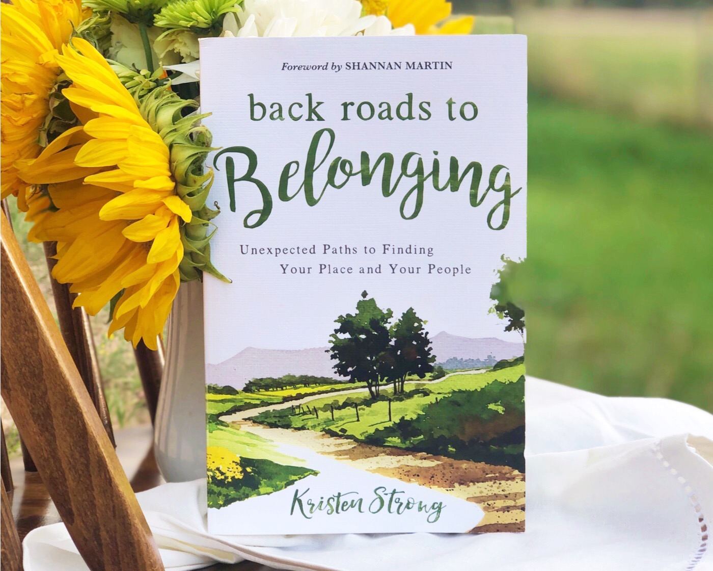 Get Back Roads to Belonging for $1.99!